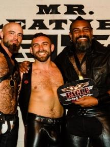 Mr. ELA Leather 2012