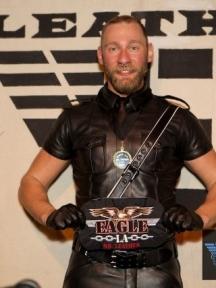 Mr. ELA Leather 2014